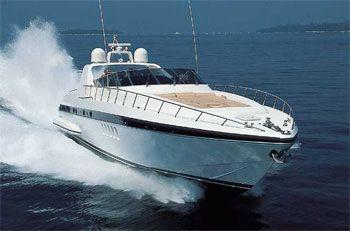 Mangusta Open 2005 All Boats