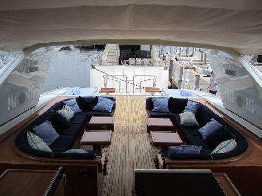 Mangusta Open Express 2005 All Boats
