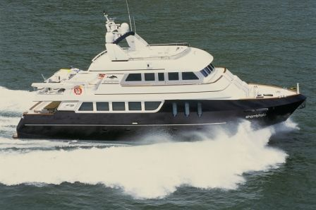 MCP GFT Global Fast Trawler 2005 Trawler Boats for Sale