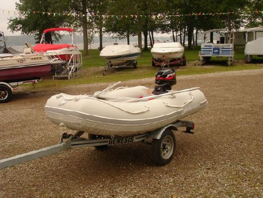 Mercury Inflatables Sport Series 270 2005 All Boats Inflatable Boats for Sale