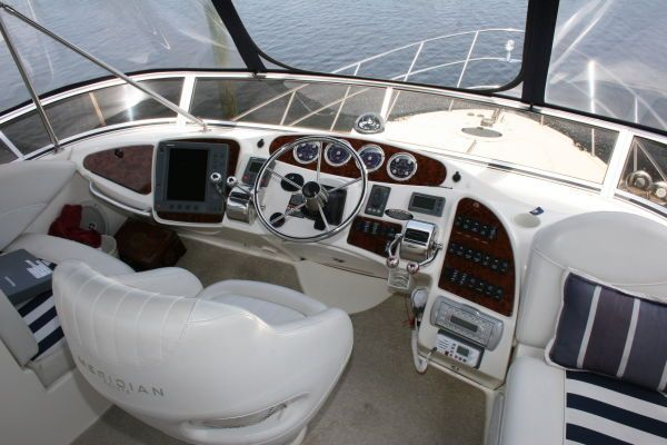 Meridian 459 Cockpit Motor Yacht 2005 All Boats