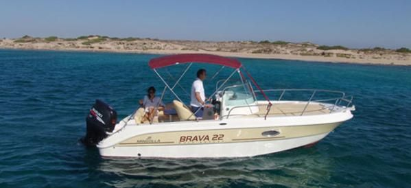 MINGOLLA BRAVA 22 WA 2005 All Boats