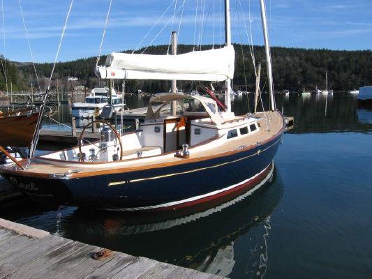 Morris Yachts M36 Daysailer 2005 All Boats