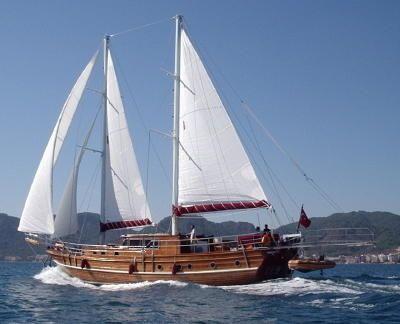 Muammer Sener Bozburun Ketch 2005 Ketch Boats for Sale