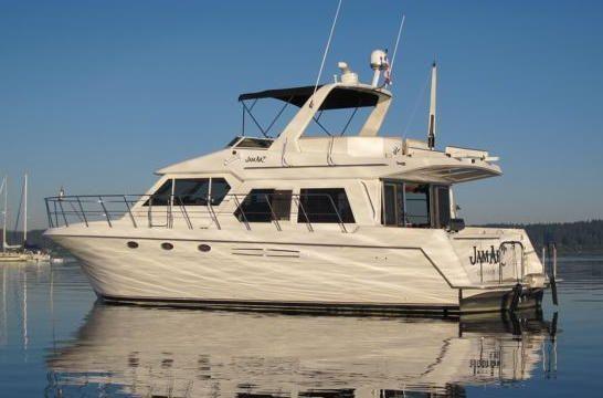Navigator Pilothouse 2005 Pilothouse Boats for Sale