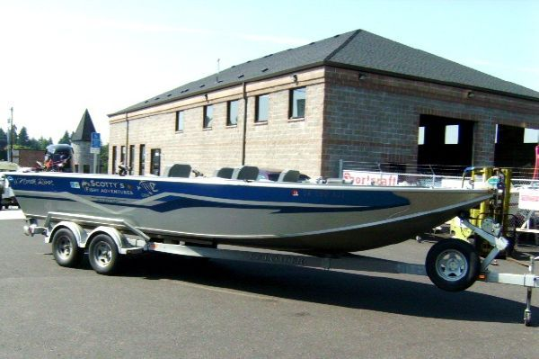 North River 25 Scout 2005 Sportfishing Boats for Sale