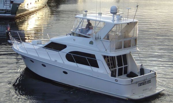 Boats for Sale & Yachts Ocean Alexander Altus 42 2005 Ocean Alexander Boats