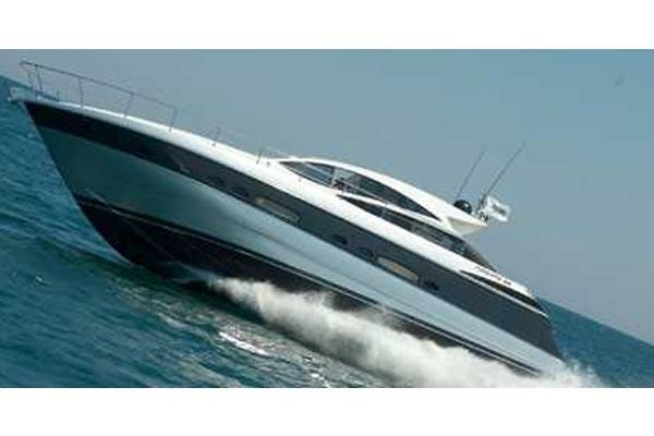 Pershing 56 2005 All Boats