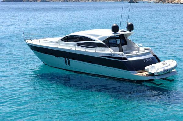 Pershing 62 2005 All Boats