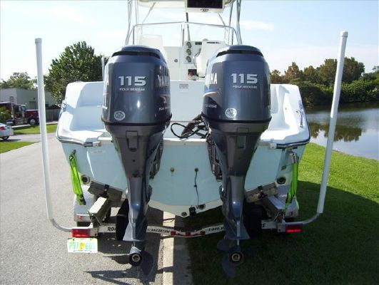 Polar Walkaround Series 2300 2005 All Boats Walkarounds Boats for Sale