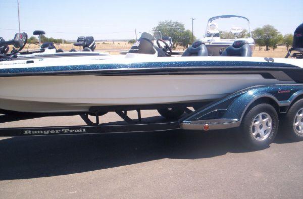 Ranger 520 COMANCHE 2005 Ranger Boats for Sale