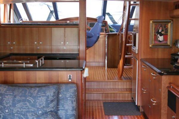 Rayburn Custom Cockpit Motoryacht 2005 All Boats