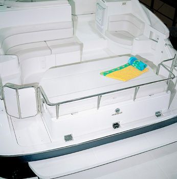 Regal 4260 Hardtop (freshwater) (JSS) 2005 All Boats