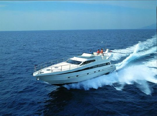 Rodriquez Conam 60 WB 2005 All Boats