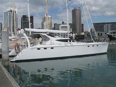 Ron Given Motorsailer Catamaran 58 2005 Catamaran Boats for Sale Sailboats for Sale