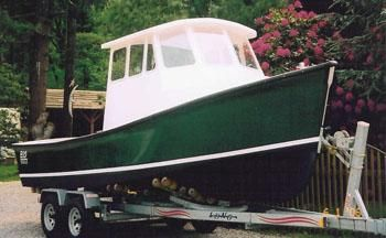 ROS MARINE 24 Picnic Downeast 2005 All Boats Downeast Boats for Sale