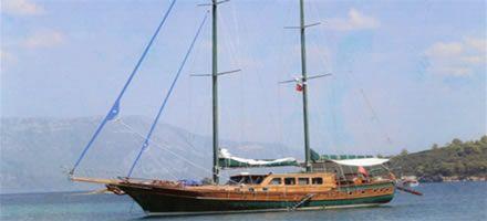 SADKO BODRUM STEEL KETCH MOTORSAILOR 2005 Ketch Boats for Sale