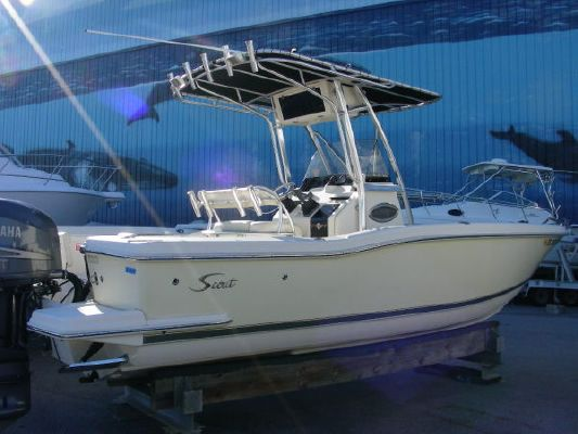 Scout 235 Sportfish 2005 Sportfishing Boats for Sale
