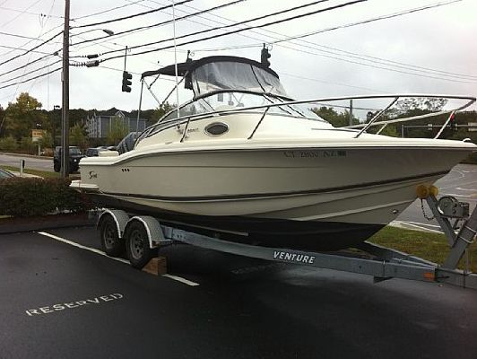 Boats for Sale & Yachts Scout Abaco 222 2005 Sportfishing Boats for Sale