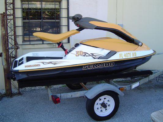 Sea Doo 3D 3 D 2005 All Boats