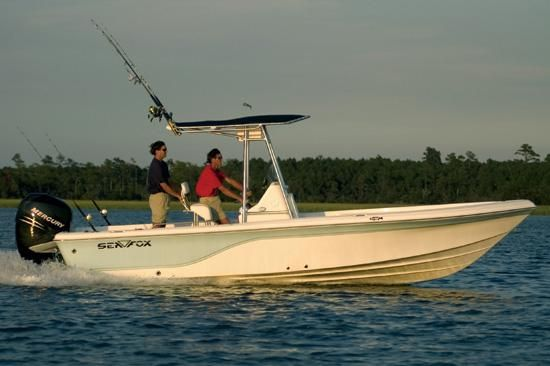 Sea Fox 245 Bay Fisher 2005 All Boats