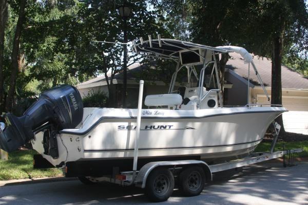 Sea Hunt Triton 232 2005 Sea Hunt Boats for Sale Triton Boats for Sale
