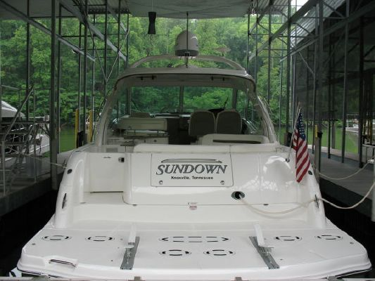 Sea Ray 48 Sundancer w/ Inflatable *Freshwater* 2005 Sea Ray Boats for Sale