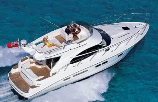 Sealine F42/5 2005 All Boats