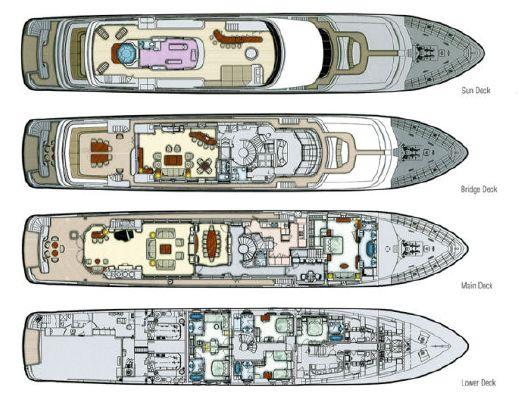 Boats for Sale & Yachts Sensation Yachts Motoryacht 2005 All Boats