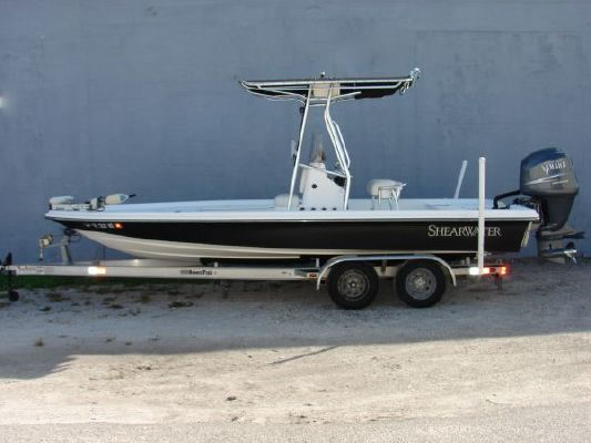 ShearWater 2200 2005 Fishing Boats for Sale