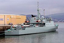 Boats for Sale & Yachts SPANISH BUILT CORVETTE CLASS PATROL SHIP 2005 All Boats