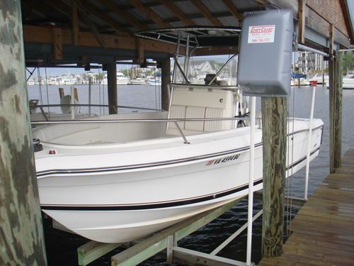 Stamas Tarpon Center Console 2005 All Boats