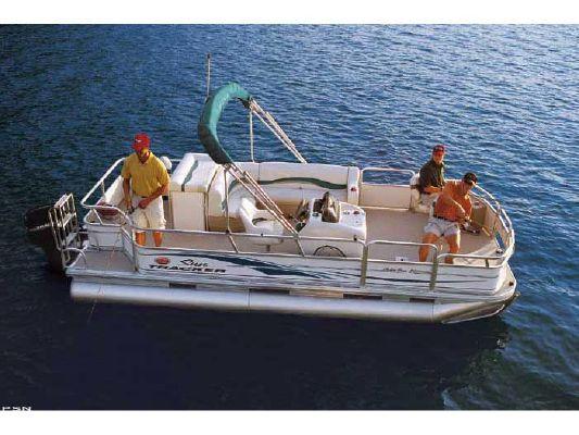 Boats for Sale & Yachts Sun Tracker FISHIN' BARGE 21 Signature Series 2005 Sun Tracker Boats for Sale