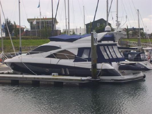 2005 sunseeker manhattan 50  1 2005 Sunseeker Manhattan 50