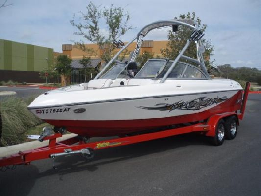 Tige 22V Riders Edition 2005 All Boats