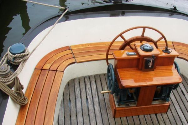 Tjalk charter/ private new built, now with lower asking price 2005 All Boats