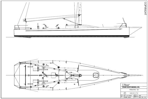 2005 transpac tp52 irc optimised
