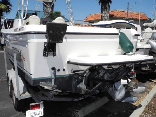 Boats for Sale & Yachts Trophy 2352 Walkaround 2005 All Boats Walkarounds Boats for Sale