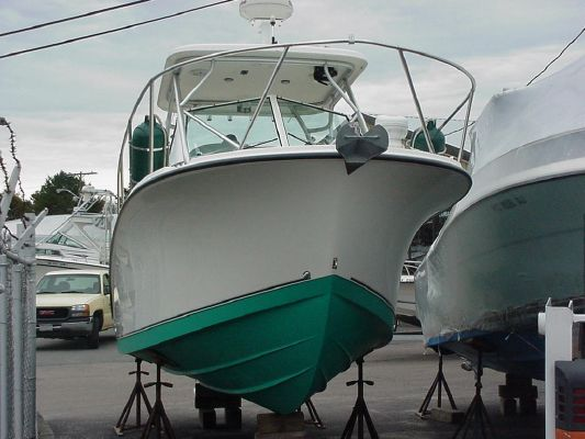 Trophy 2502 Walkaround 2005 All Boats Walkarounds Boats for Sale