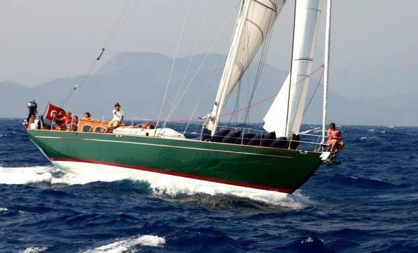 Tuzla DIXON 62 2005 All Boats