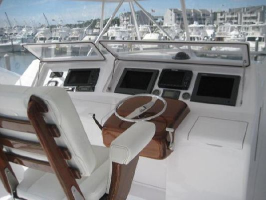 Viking 65 Open Bridge 2005 Viking Boats for Sale