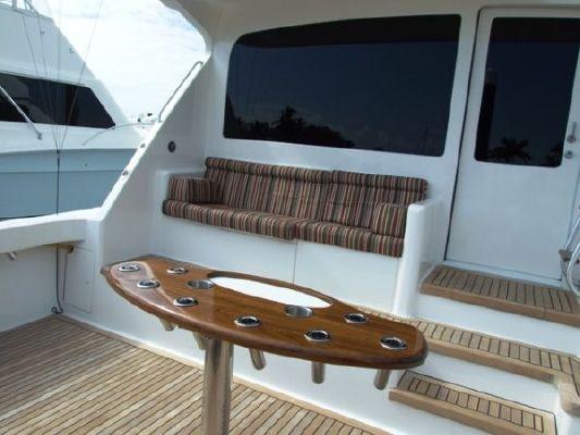 Viking Convertible w/ Mezzanine 2005 Viking Boats for Sale