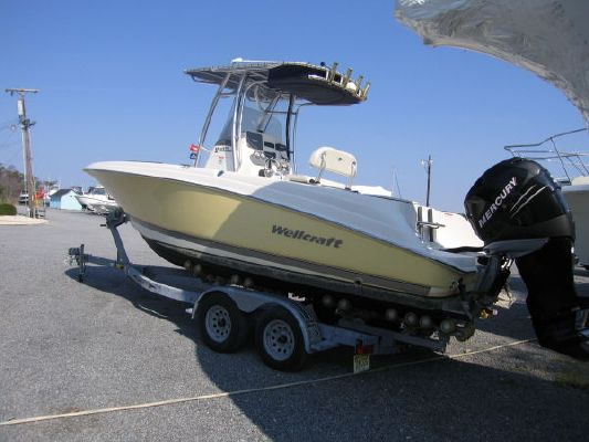 Wellcraft 232 Fisherman 2005 Wellcraft Boats for Sale