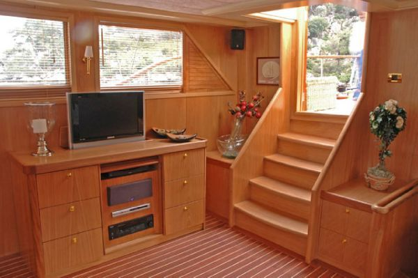 Yener Yachts Gulet 2005 Ketch Boats for Sale