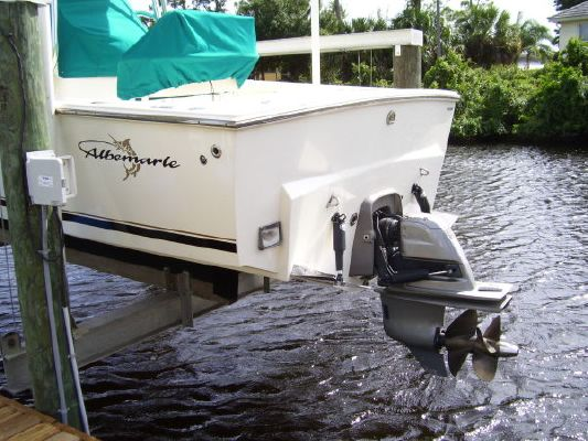 Albemarle 242 Center Console 2006 Albemarle Boats for Sale