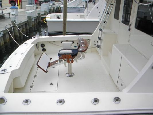 Albemarle 410 Convertible 2006 Albemarle Boats for Sale