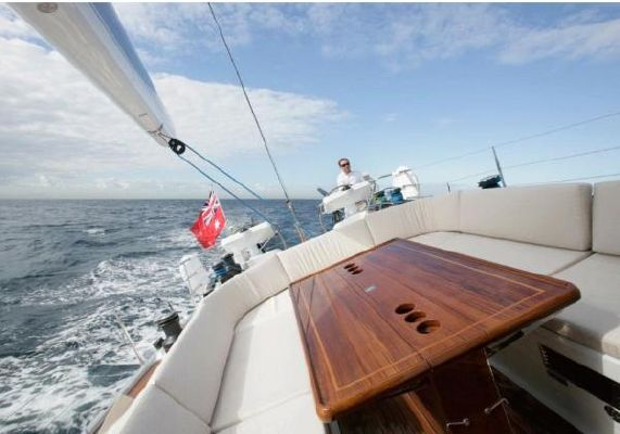 Azzura Marine Warwick Fast Cruising Sloop 2006 Sloop Boats For Sale