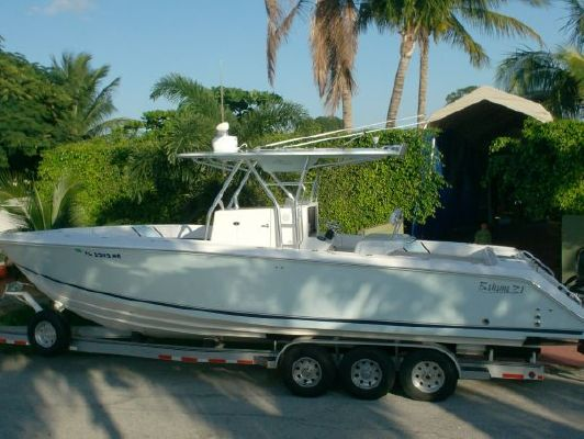 Bahama Henley Custom Open Fisherman 2006 All Boats Fisherman Boats for Sale