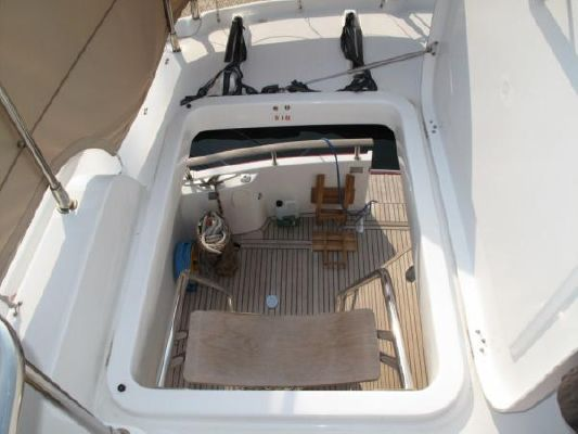 2006 beneteau swift trawler 42  16 2006 Beneteau Swift Trawler 42