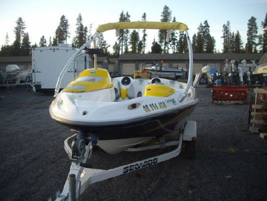 Bombardier Sportster vortex 2006 All Boats